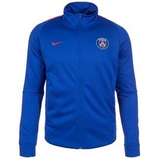 Nike Paris St-Germain Authentic Track Trainingsjacke Herren blau / rot