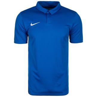 Nike Dry Academy 18 Poloshirt Herren blau