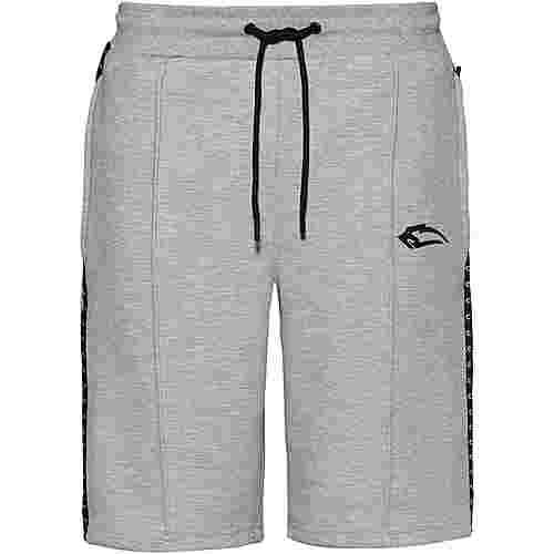 SMILODOX Fold Shorts Herren grau