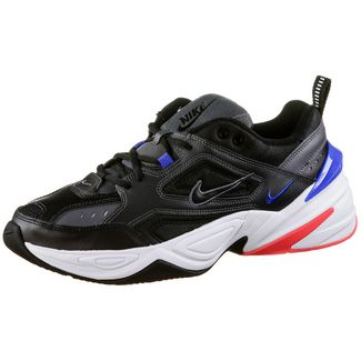 Nike M2K Tekno Sneaker dark grey-black-baroque brown-racer blue
