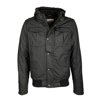 Petrol Industries Blouson Herren Black Navy