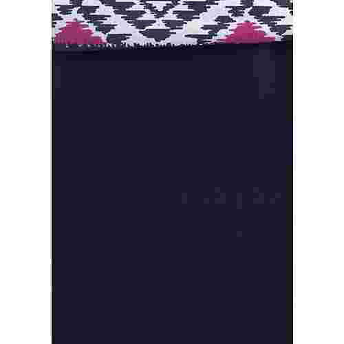 Lascana Badeanzug Damen marine-pink