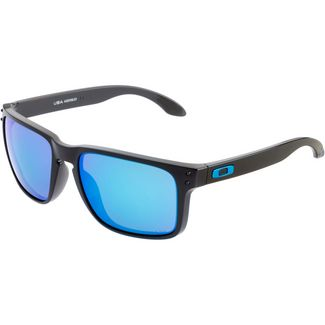 Oakley Holbrook XL Sonnenbrille Polished Black/ Prizm Trail