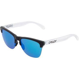 Oakley FROGSKINS LITE Sonnenbrille Matte Black/ Prizm Sapphire