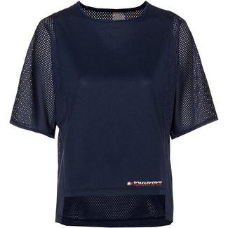 Tommy Sport T-Shirt Damen sport navy