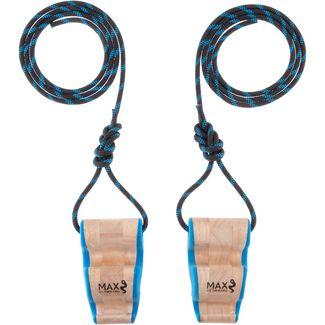 Y&Y Maxgrip Hybrid Klettergriffe blue