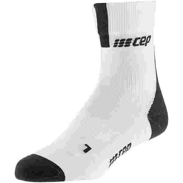 CEP Short Socks 3.0 Laufsocken Herren white-dark grey