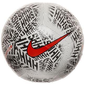 Nike Strike Neymar Jr. Fußball weiß / schwarz