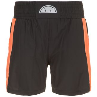 Ellesse Cypress Shorts Damen schwarz / orange