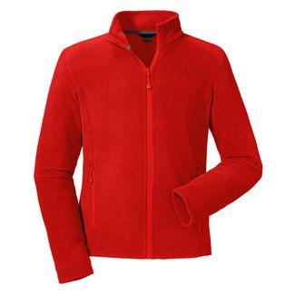 Schöffel Fleece Jacket Cincinnati2 Fleecejacke Herren aura orange