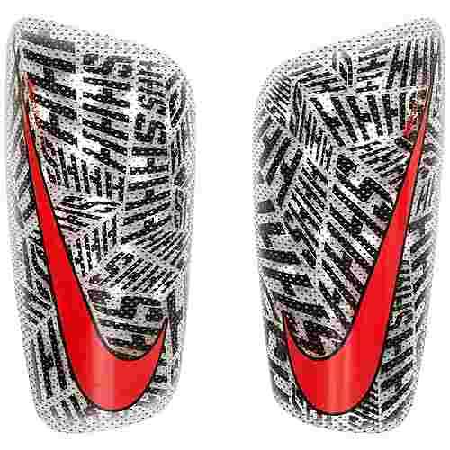 Nike Mercurial Lite Neymar Jr. Schienbeinschoner schwarz / weiß