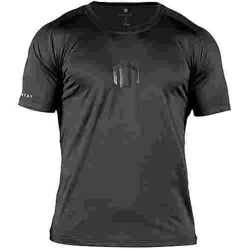 MOROTAI Endurance Mesh Shirt 2.0 Funktionsshirt Herren Schwarz / Schwarz