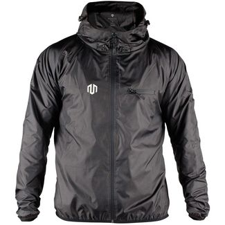 MOROTAI Light Windbreaker 2.0 Funktionsjacke Herren Schwarz