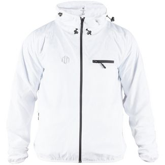 MOROTAI Light Windbreaker 2.0 Funktionsjacke Herren Weiß