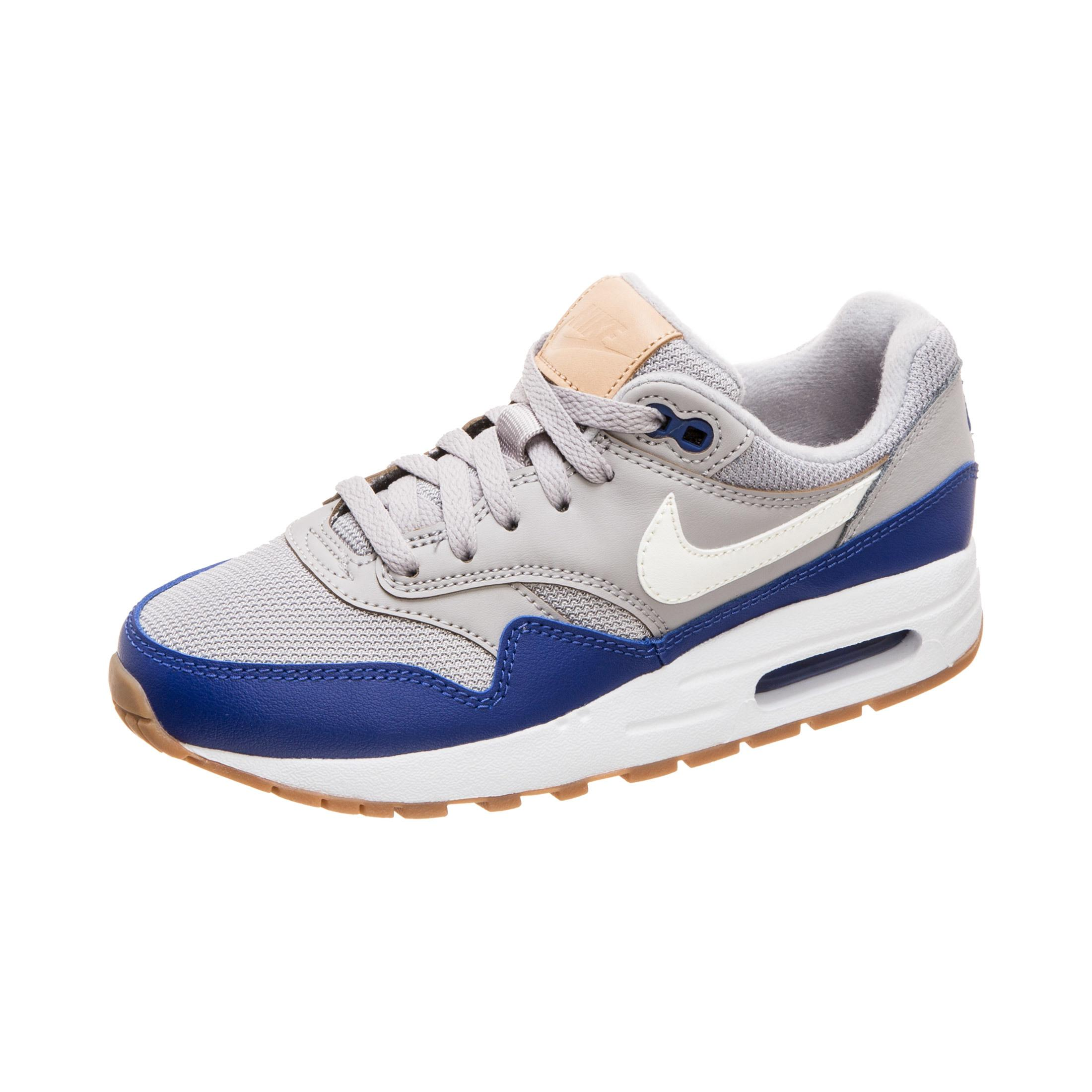 Nike Air Max 1 Sneaker Jungen grau blau im Online Shop von SportScheck kaufen