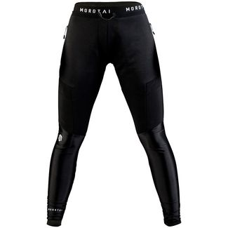 MOROTAI Running Performance Pants Funktionshose Damen Schwarz
