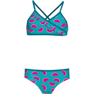 COLOR KIDS NILJE Bikini Set Kinder crystal teal