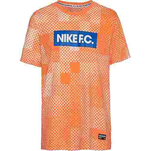 Nike NIKE FC Funktionsshirt Herren guava ice-fuel orange