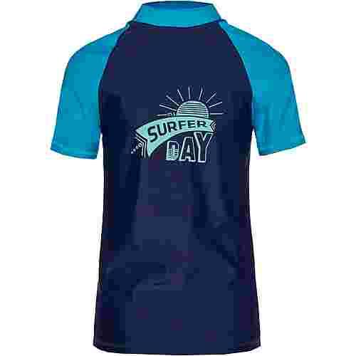 COLOR KIDS EJNAR UV-Shirt Kinder estate blue