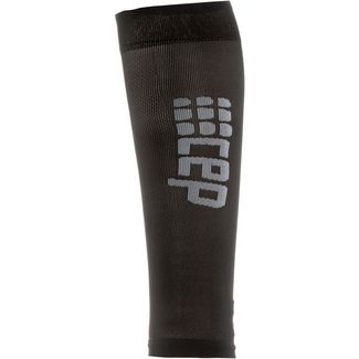 CEP Ultralight Calf Sleeves Kompressionsstrümpfe Herren black-grey