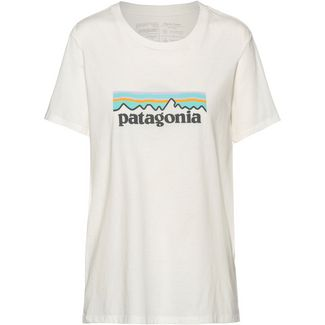 Patagonia T-Shirt Damen white