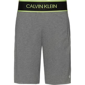 Calvin Klein Shorts Herren med grey htr-ck black-lime punch