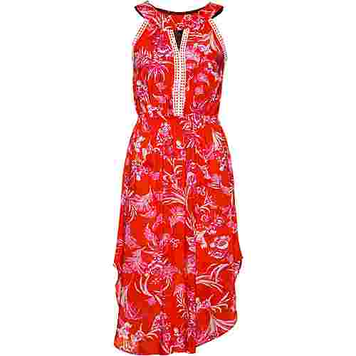 Blutsgeschwister Summer Goddess Trägerkleid Damen tangerine tropical