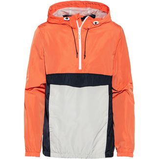 TOM TAILOR Windbreaker Herren clear orange
