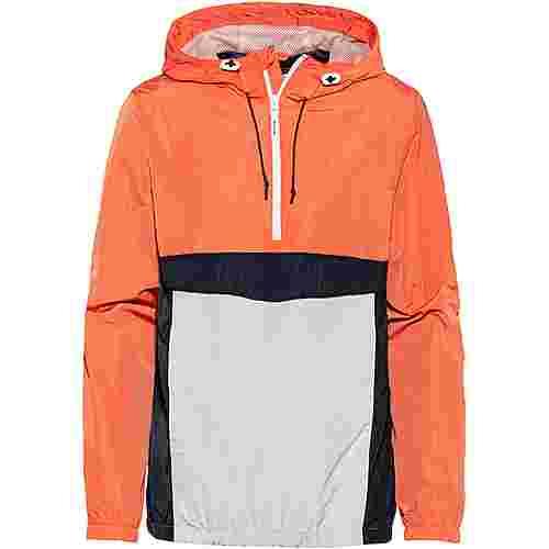 TOM TAILOR Windbreaker Herren clear orange
