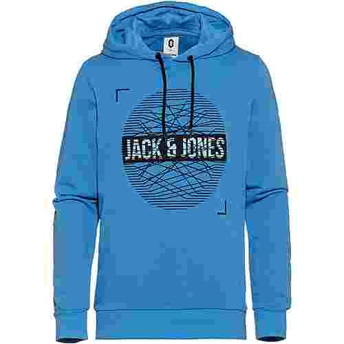 CORE by JACK & JONES JCOBOOSTER Hoodie Herren azure blue