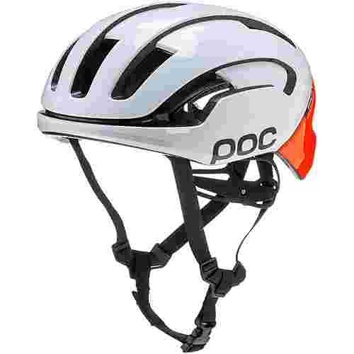 POC Omne Air Spin Fahrradhelm zink orange AVIP
