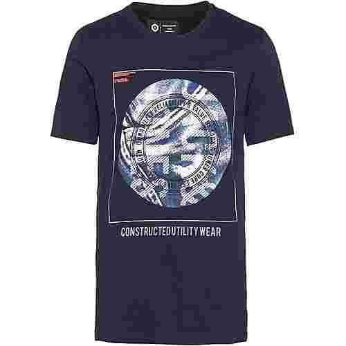 CORE by JACK & JONES JCOJORDAN T-Shirt Herren maritime blue