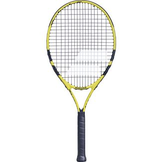 Babolat NADAL JUNIOR 26 Tennisschläger Kinder black yellow