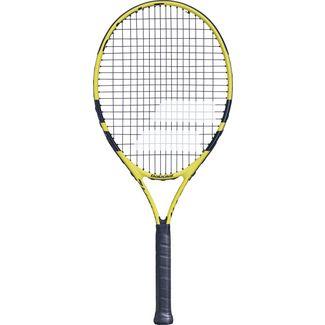 Babolat NADAL JUNIOR 26 Tennisschläger Kinder black yellow