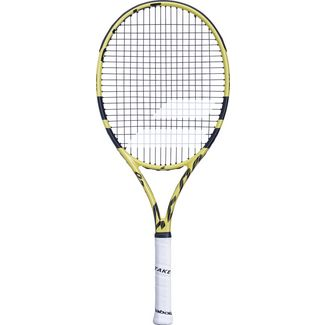 Babolat Aero Junior 26 Tennisschläger Kinder black yellow