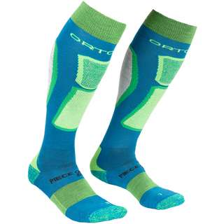 ORTOVOX Merino Ski Rock'N'Wool Skisocken Herren blue sea