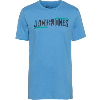 CORE by JACK & JONES JCOBOOSTER T-Shirt Herren azure blue