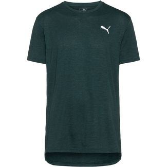 PUMA Energy T-Shirt Herren ponderrosa pine heather