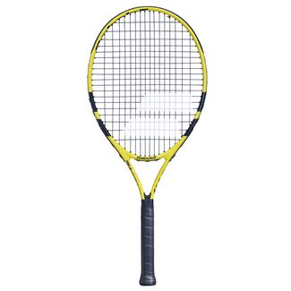 Babolat NADAL JUNIOR 25 Tennisschläger Kinder black yellow