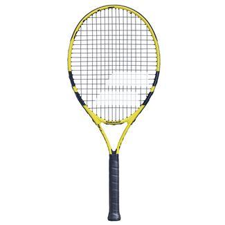 Babolat NADAL JUNIOR 25 Tennisschläger Kinder black yellow