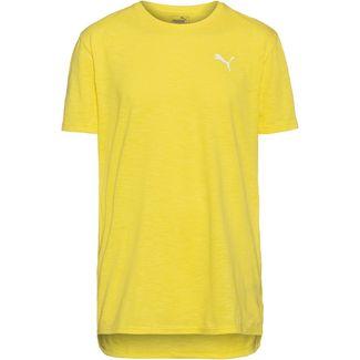 PUMA Energy T-Shirt Herren blazing yellow