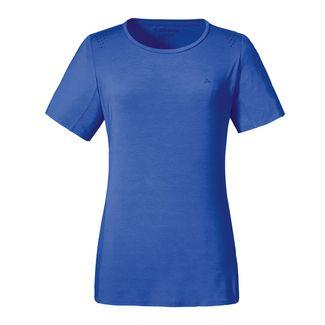 Schöffel T Shirt Kashgar Funktionsshirt Damen dazzling blue
