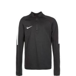 Nike Dry Squad 17 Drill Funktionsshirt Kinder schwarz / weiß