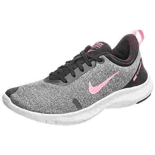 Nike Flex Experience Run 8 Laufschuhe Damen grau / pink