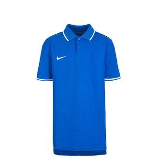 Nike Club19 TM Funktionsshirt Kinder blau / weiß