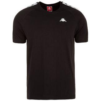 KAPPA Ernesto T-Shirt Herren schwarz