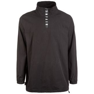 Unfair Athletics Storm Overshirt Sweatshirt Herren schwarz