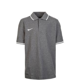Nike Club19 TM Funktionsshirt Kinder grau / weiß