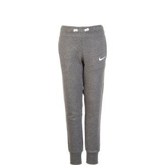 Nike Club19 CFD Fleece Trainingshose Kinder anthrazit / weiß