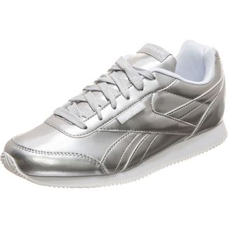 Reebok Royal Classic Jog 2 Sneaker Kinder silber / weiß